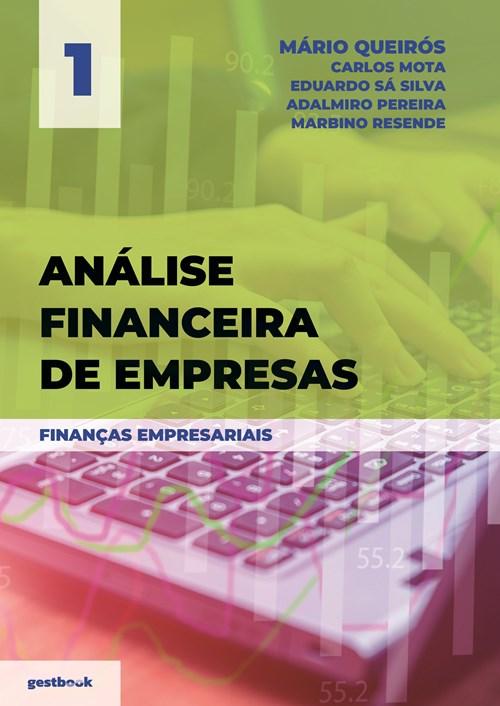 Análise Financeira de Empresas - 9789898927972
